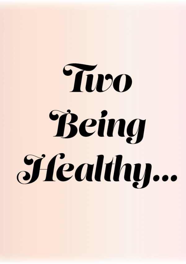 Why We Wanted To Start Our Health + Wellness Blog
