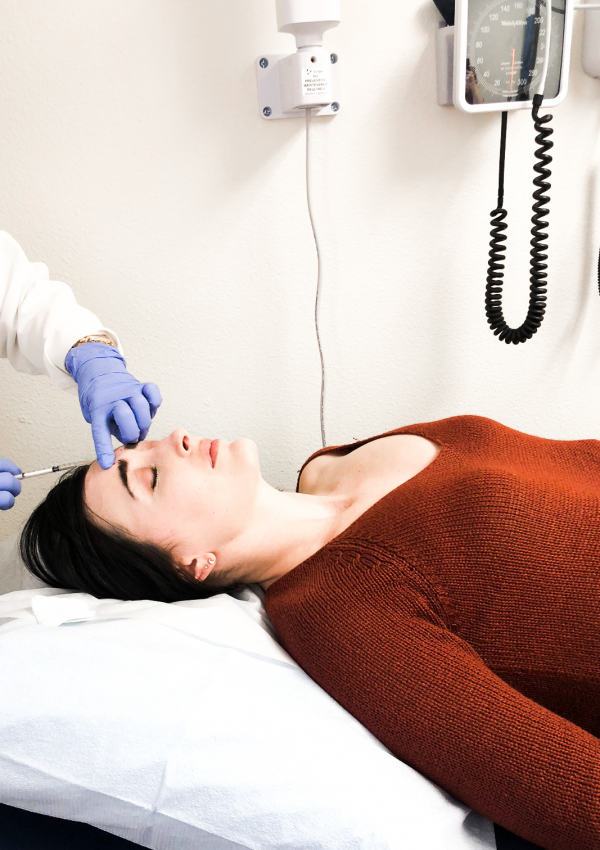 Botox Injections For My Chronic Migraines