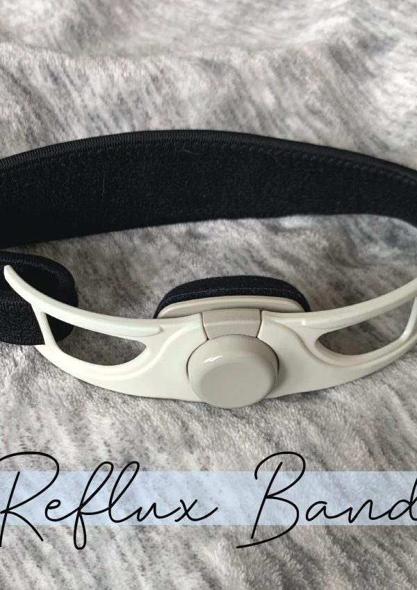Product Spotlight Review On The Reflux Band: Acid Reflux