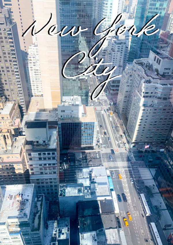 An Insight Into Our New York City Trip