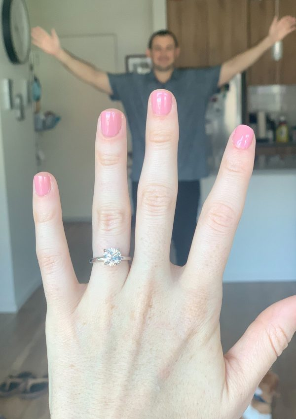 Sharing My Big Engagement News!