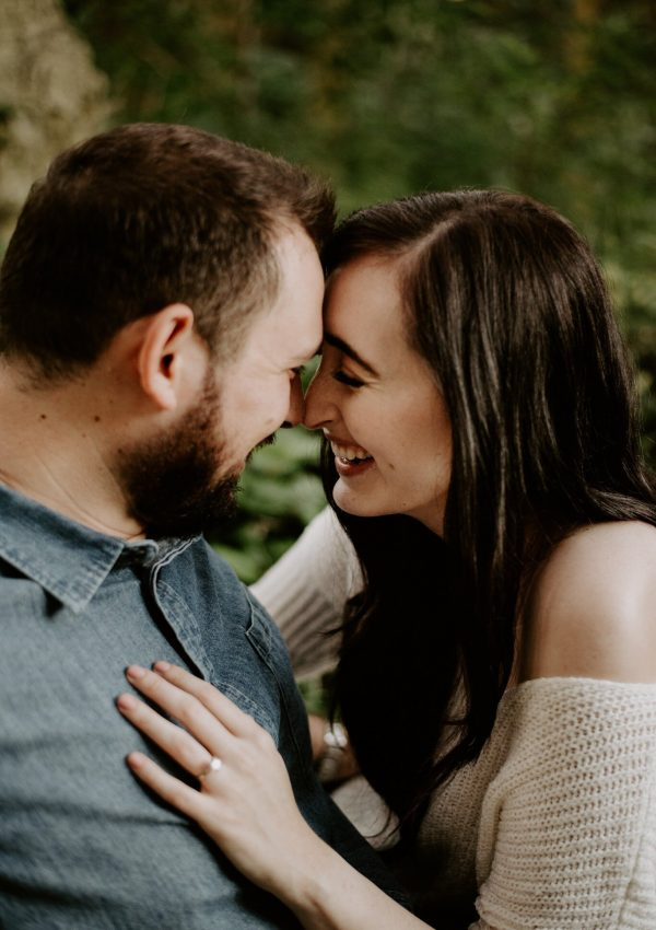 The Engagement Photos Of My Dreams!
