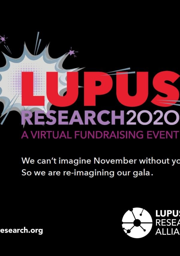 Lupus Research Alliance 2020 Virtual Fundraising Event