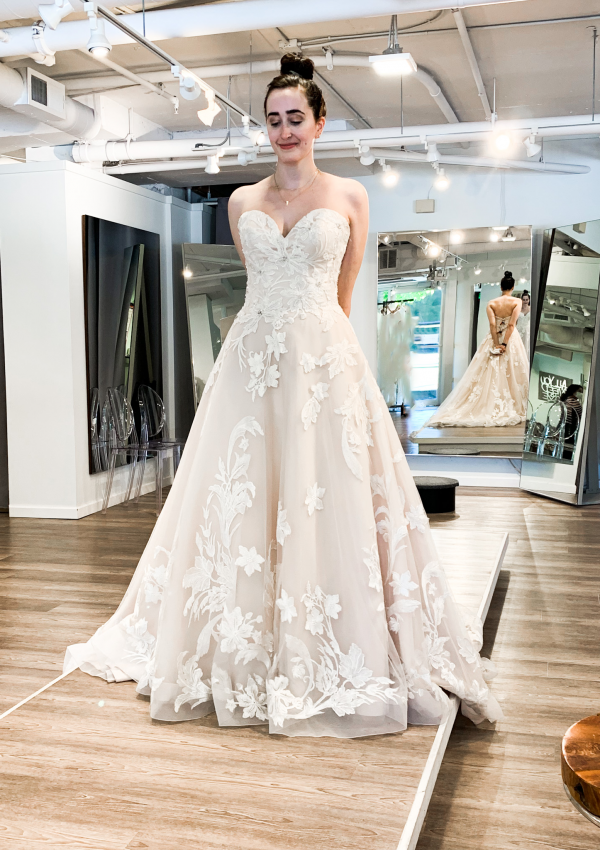 My Advice For Wedding Dress Shopping With Chronic Conditions