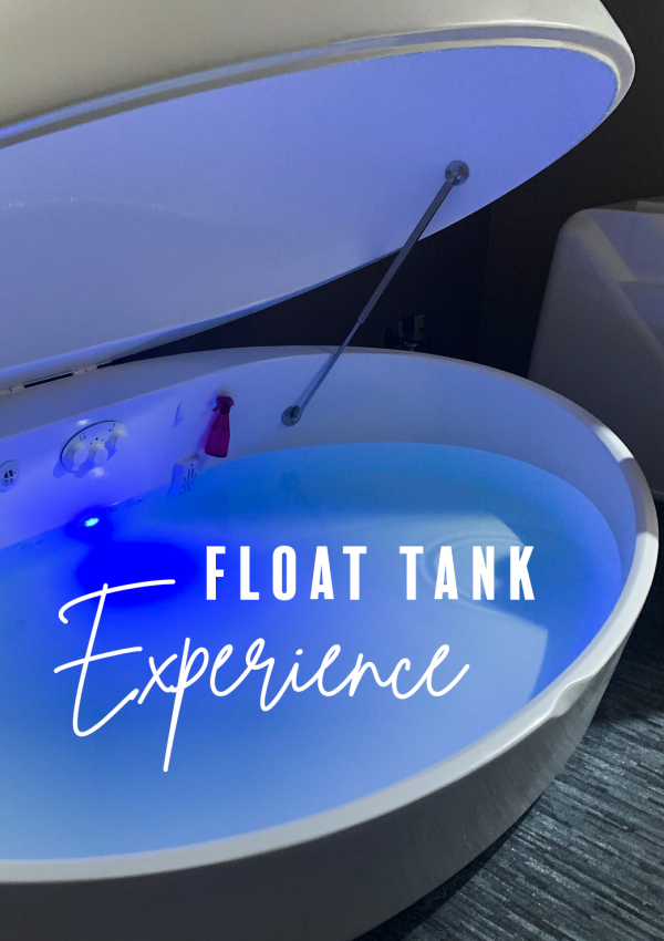 Our Experience Going To A Sensory Deprivation Float Tank