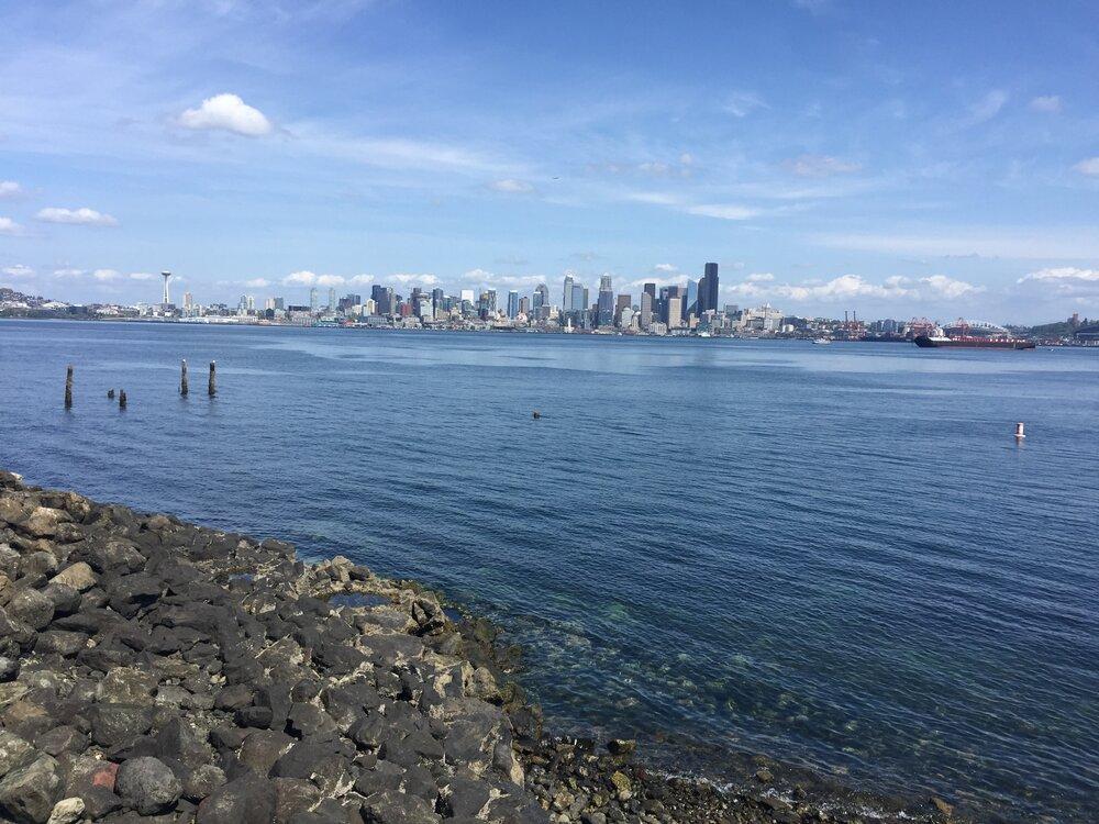 Seattle water