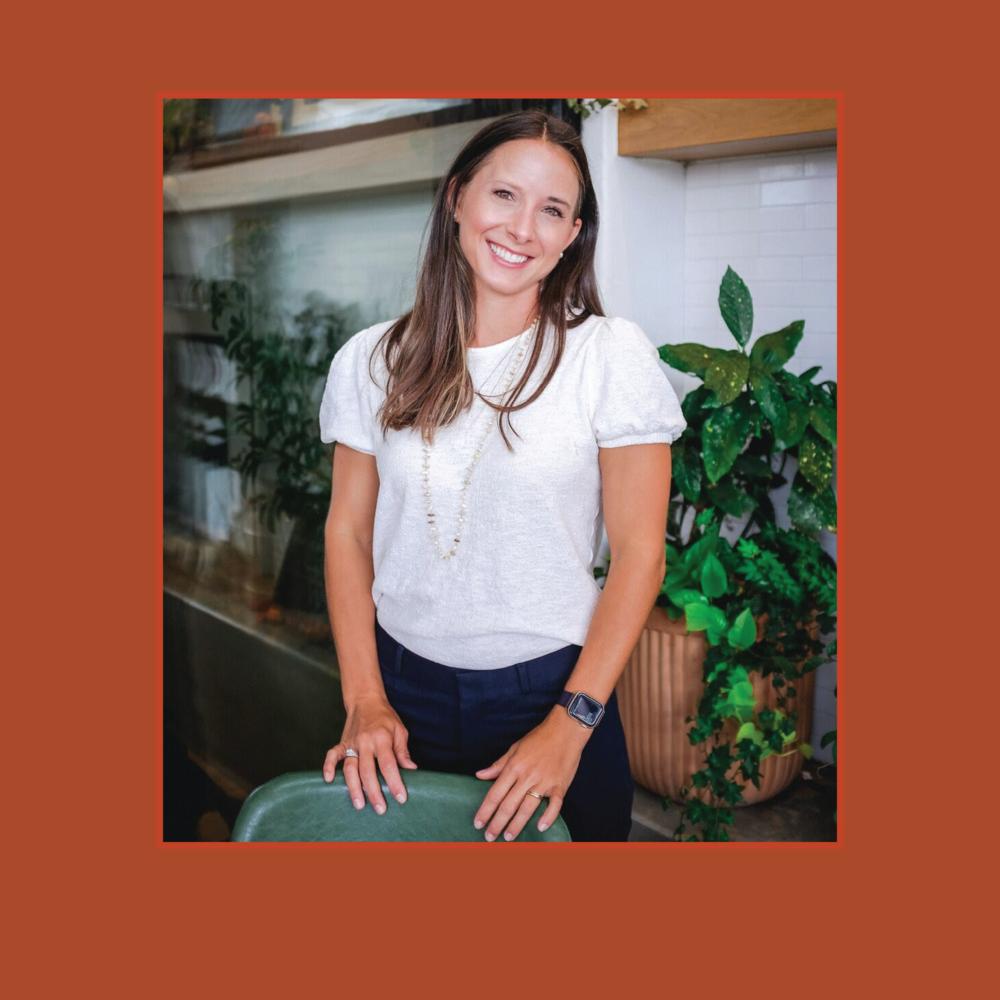 Nutritionist Kate Machado - eating disorders