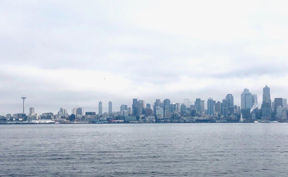 Seattle city line