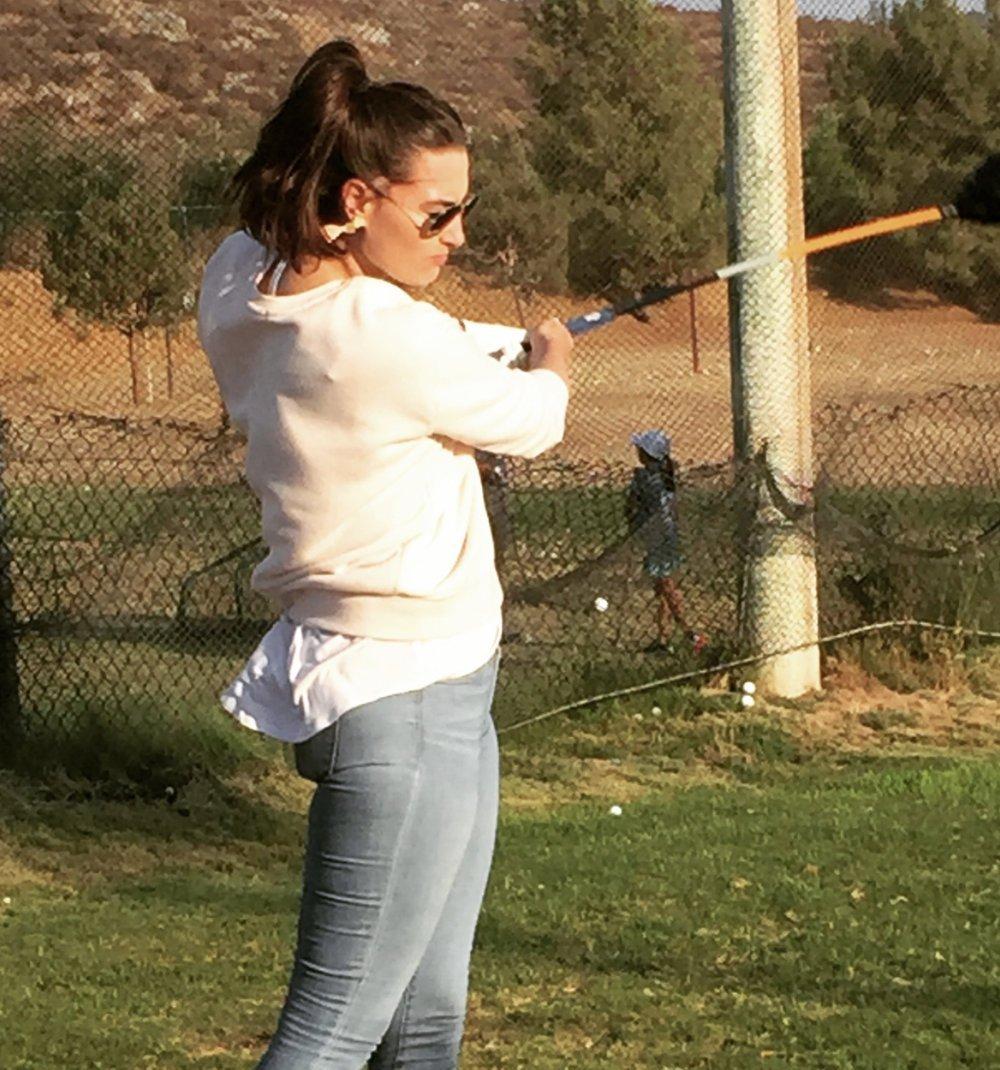 swing golf
