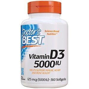 fight off sickness Dr Best vitamin D