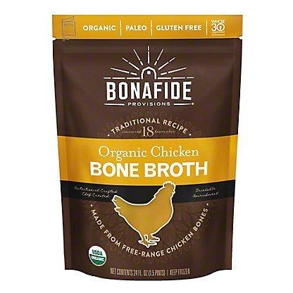 fight off sickness bone broth