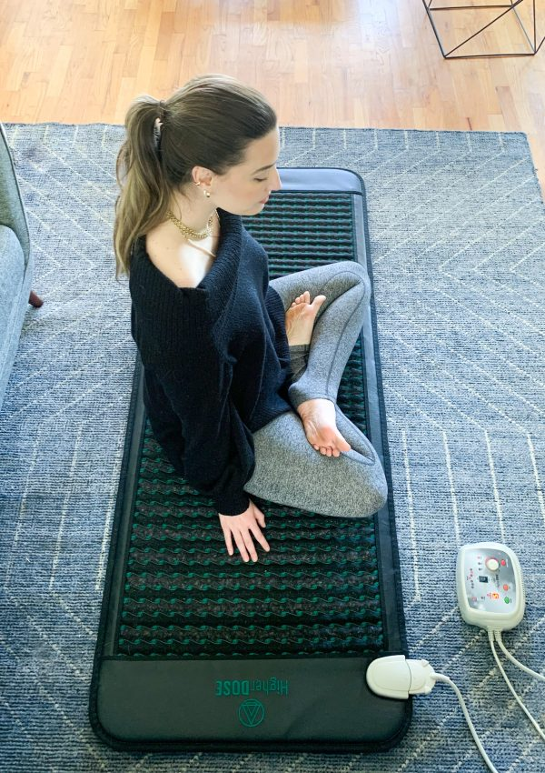 Higher Dose Has a New PEMF Mat and We Had to Try It Out