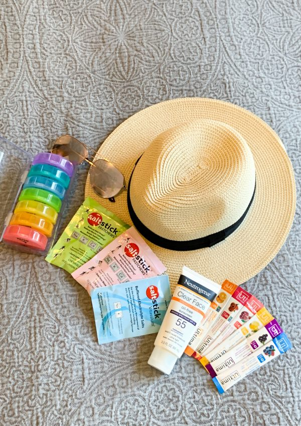 The Top 10 Items (That Help Me Feel Better) I'm Packing For My Vacation To Hawaii